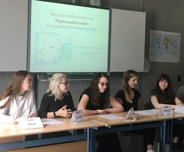Podiumsdiskussion MSS EkSk RIN 2019 1